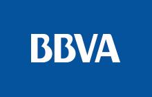Logotipo Bnaco BBVA
